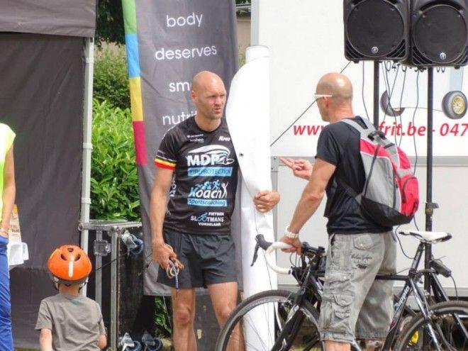 Nick Baelus nieuwe bondscoach van Belgische triatleten