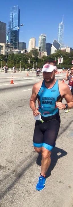Stephane Vander Bruggen Chicago sprint