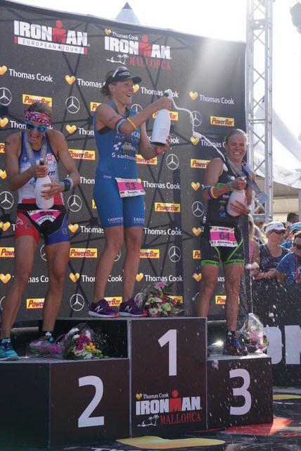 Tondeur podium Mallorca