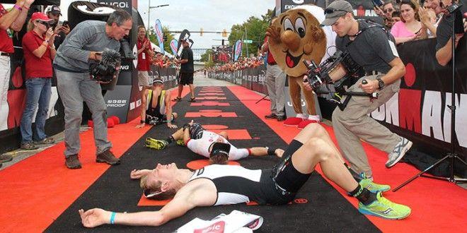 Sofie Goos 10de in memorabele Ironman