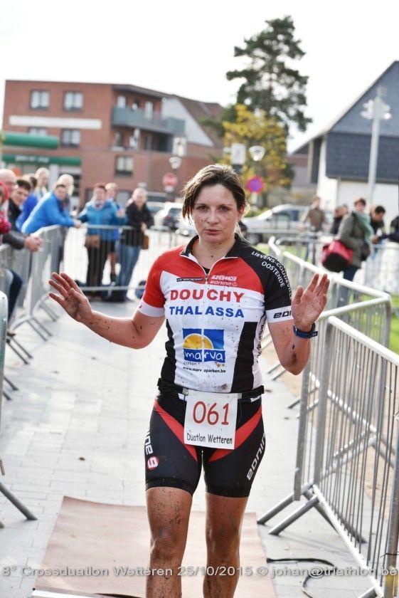 Winst voor Grace Verbeke (foto: Johan Tack)