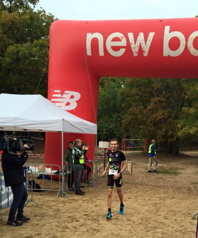 Rik Thijs wint in Weert (foto: Kim Willekens)
