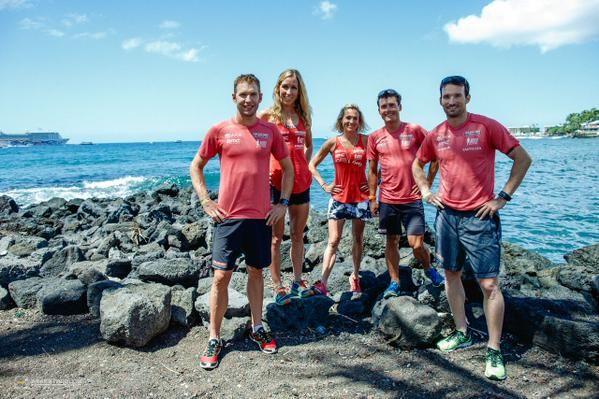 Zwemmen met Sofie en Bart op Triathlon World
