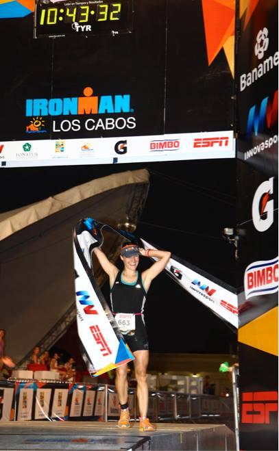 Liz Verheyden wint Los Cabos