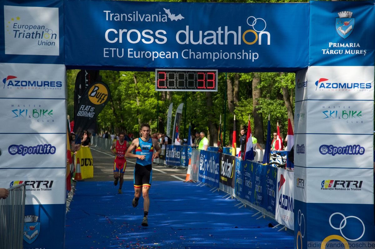 European Championship Cross duathlon