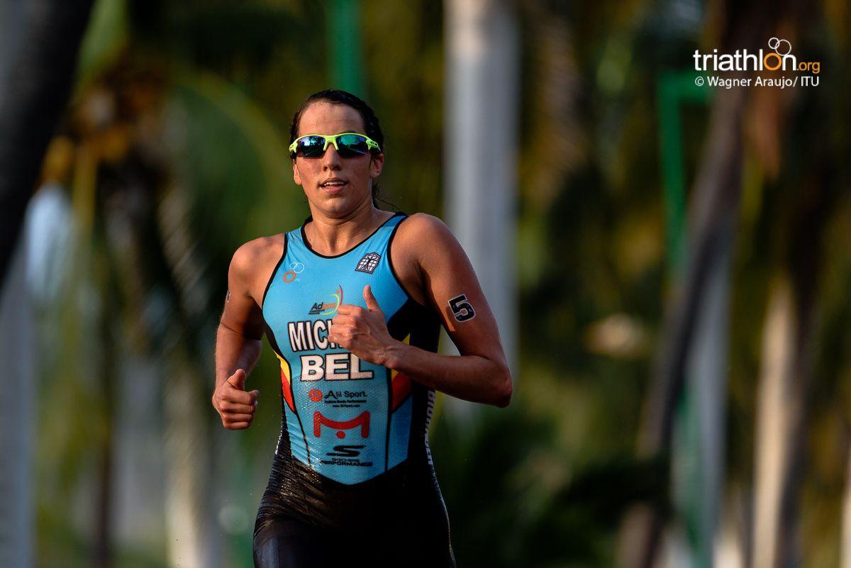 Claire Michel in Huatulco (foto: ITU/Wagner Araujo)
