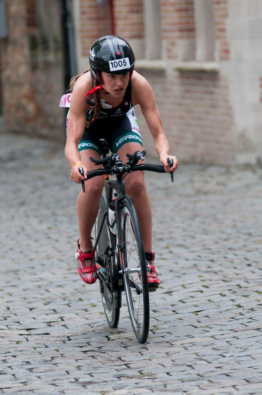 Brugge 2016 Ine Couckuyt bike