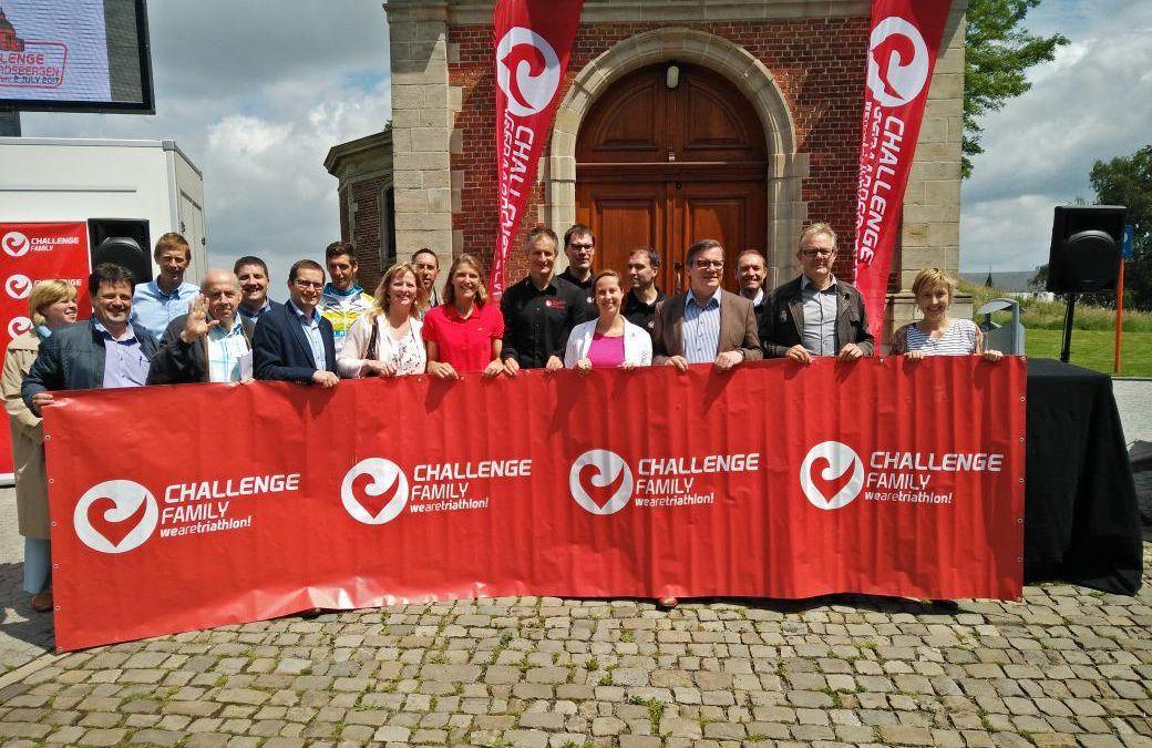 Challenge op de Muur in 2017