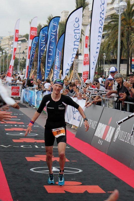 Seppe ODeyn finish IM Nice