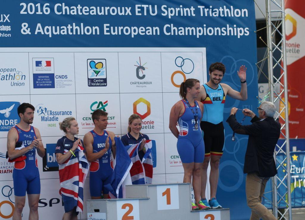 Chateauroux EK aquathlon 3
