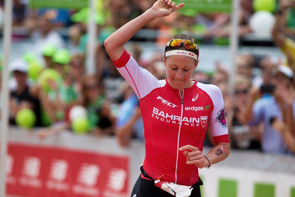 Daniela Ryf winnares in Roth (foto: Ingo Kutsche)