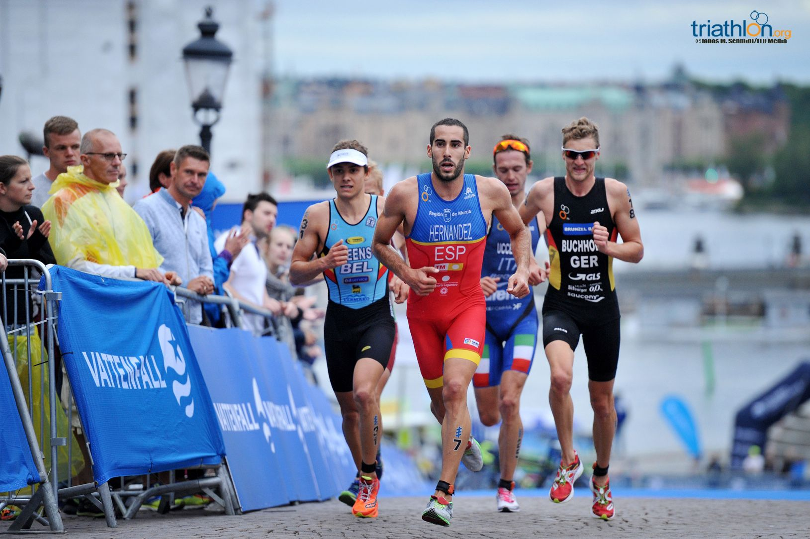 Jelle Geens WTS Stockholm