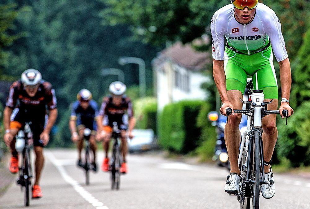 4 Belgen in top-10 Ironman Maastricht