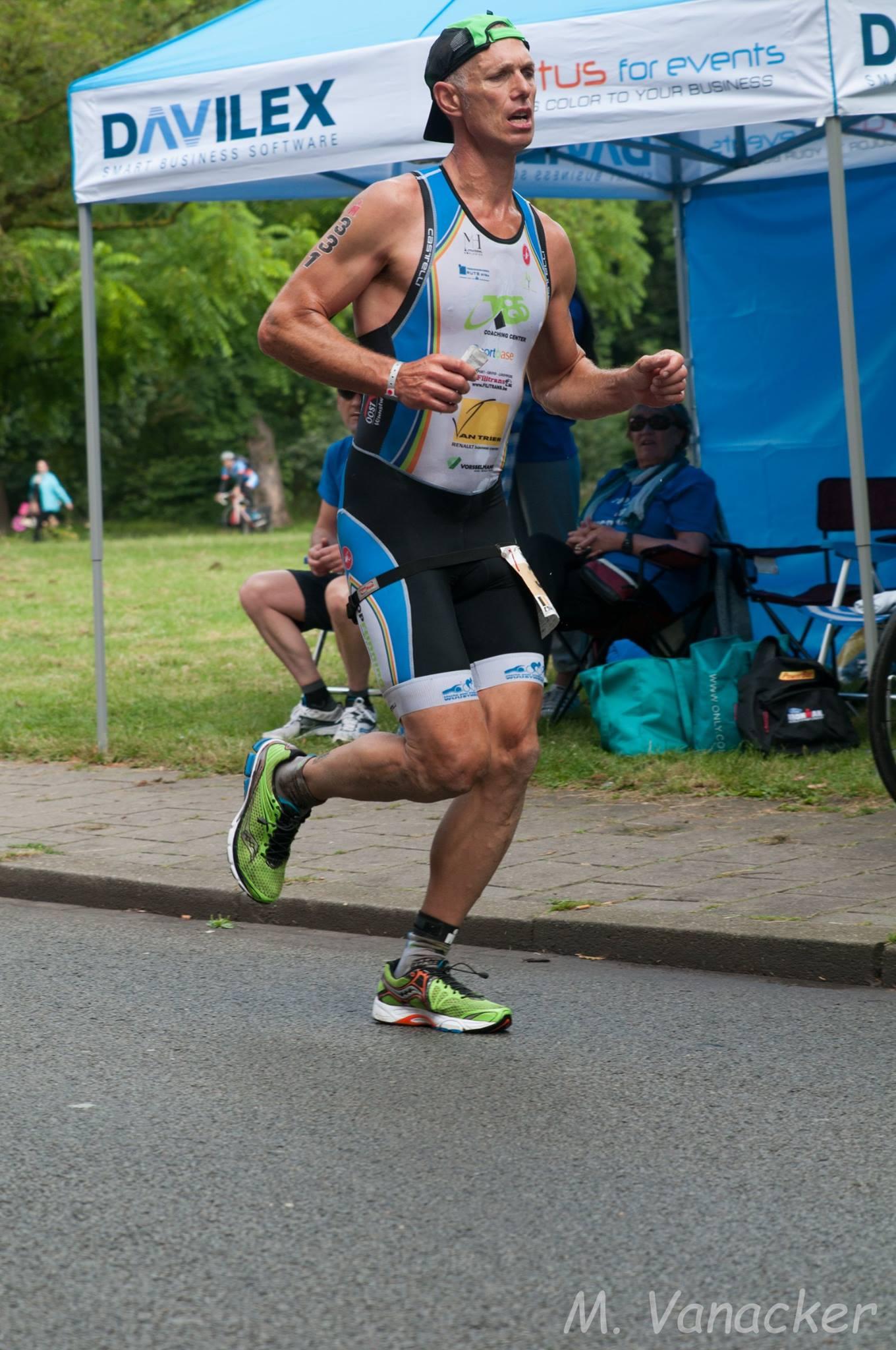 Eddy Rombouts run Maastricht Mario
