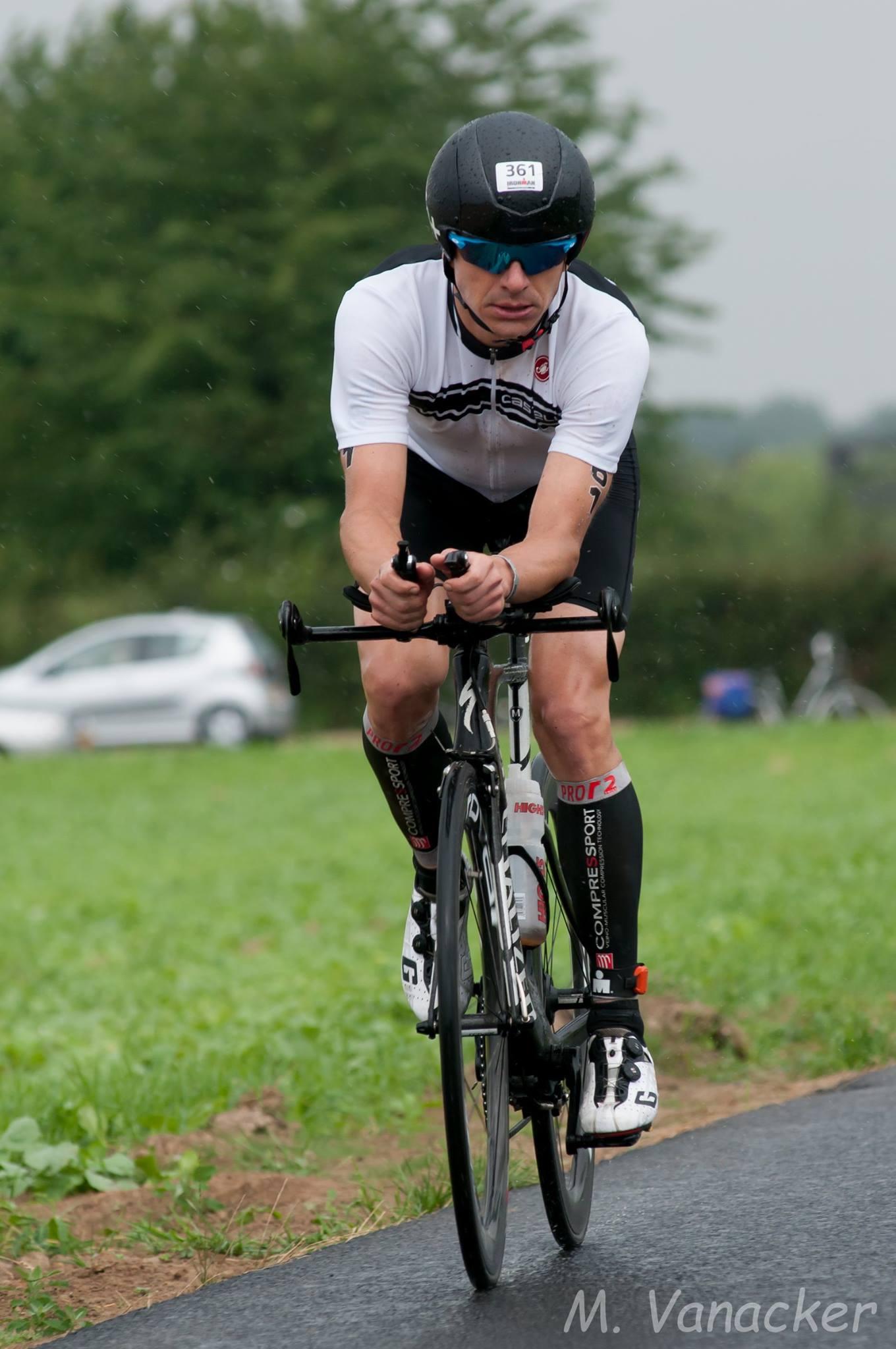 Frederik Waer fiets Maastricht Mario