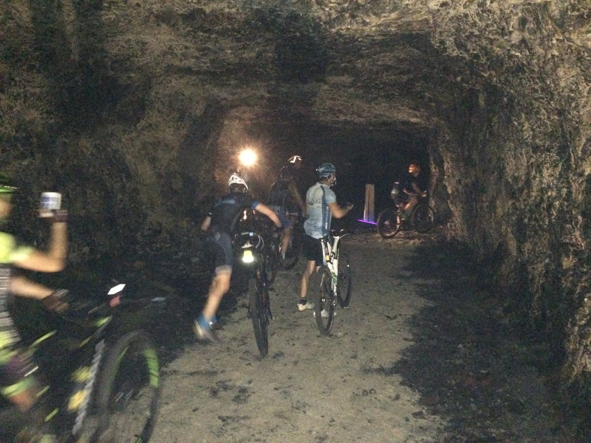 Krakau Xterra fietsparcours