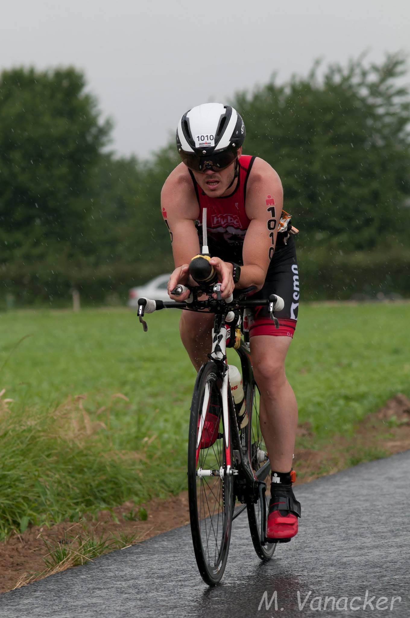 Tom Hellemans Maastricht fiets Mario