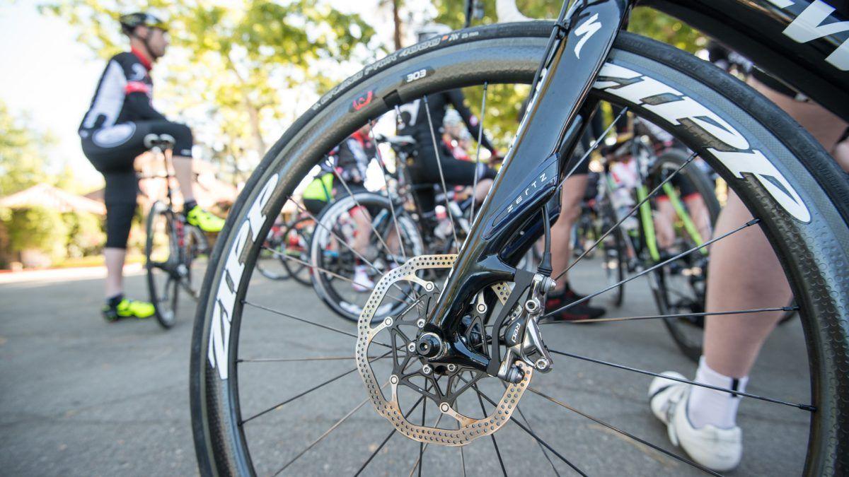 Schijfremmen in triatlon, ja of nee?