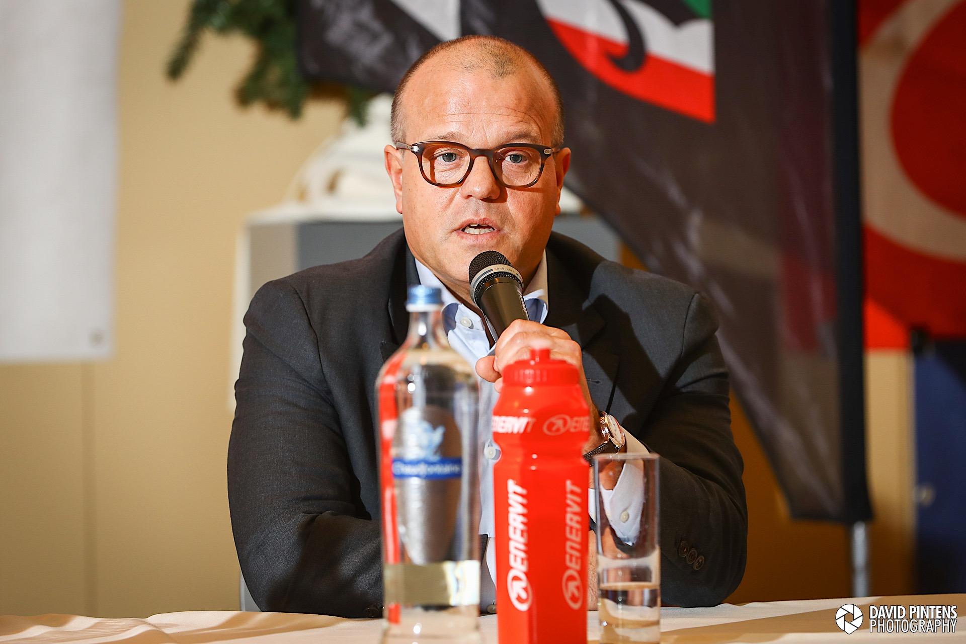 Bart Verhaeghe van Uplace (foto: David Pintens)