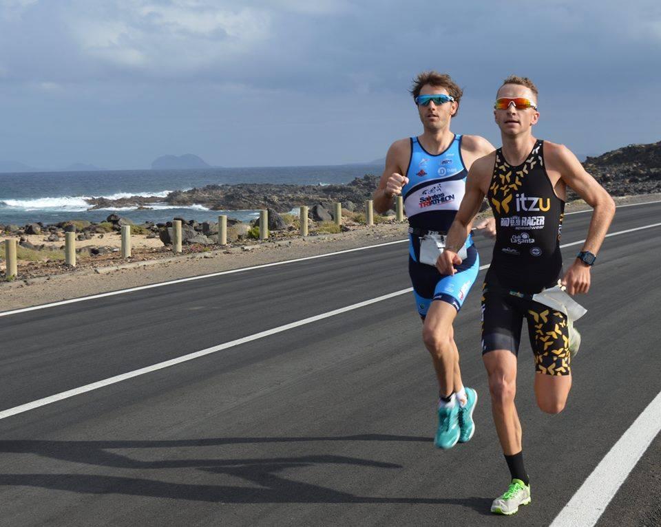 Kenneth Vandendriessche Lanzarote duatlon 2017