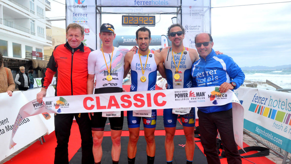 Odeyn verliest strijd der wereldkampioenen in Mallorca