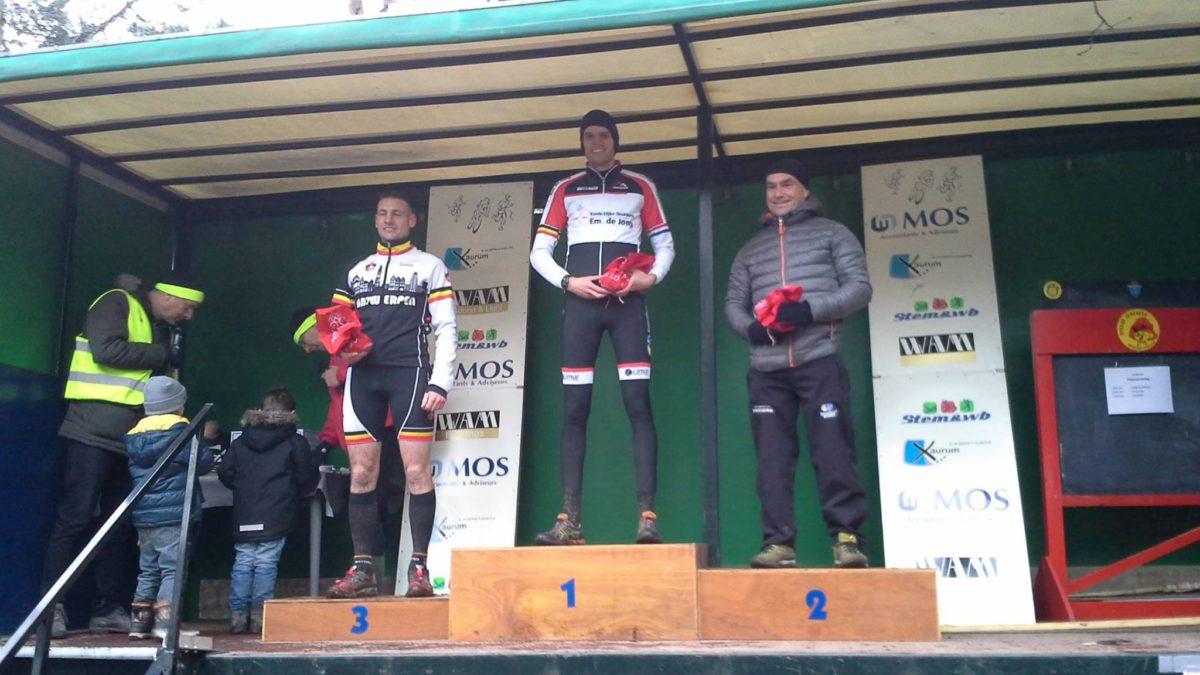 Rik Thijs bovenaan volledig Belgisch podium in Etten-Leur