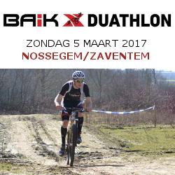 BAIK X Duathlon 2017