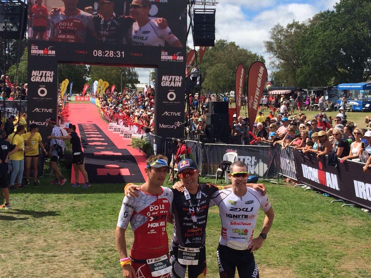 Ironman NZ 2017
