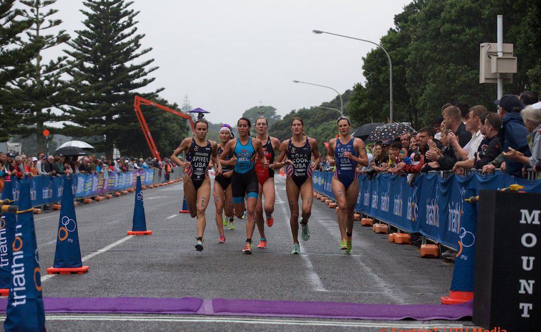 Claire Michel op 2 seconden van winst in wereldbeker