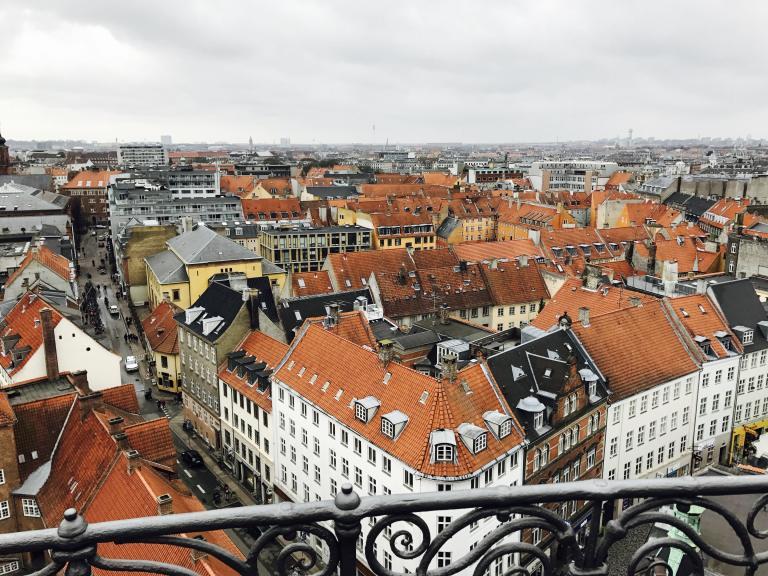 EDC Kopenhagen luchtfoto