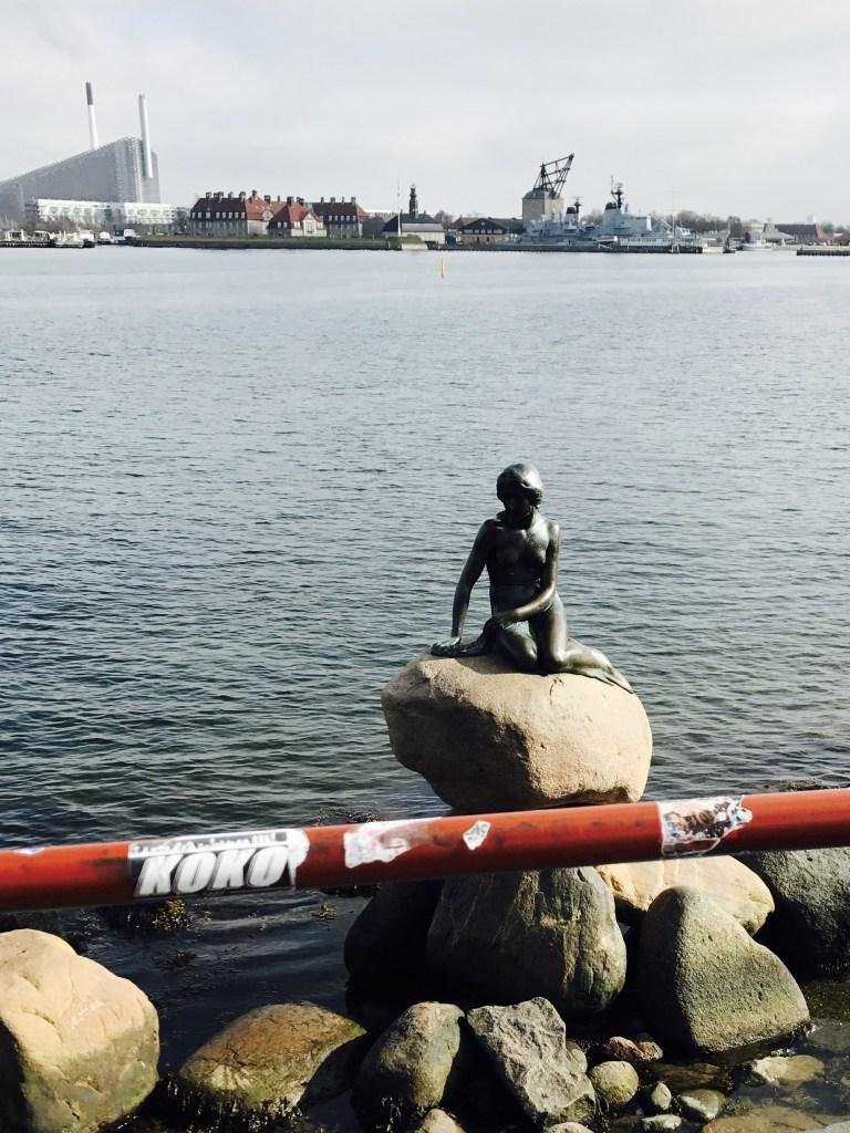 EDC Kopenhagen meermin