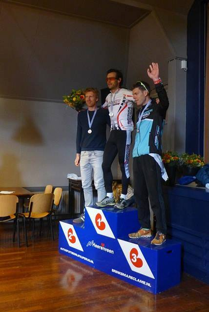 Jan Meysmans wint in Ter Idzard