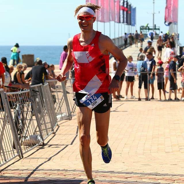 Sam Gyde Zuid-Adfrika run 2017