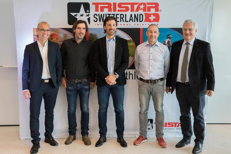 Tristar keert terug, mét Fabian Cancellara als triatleet