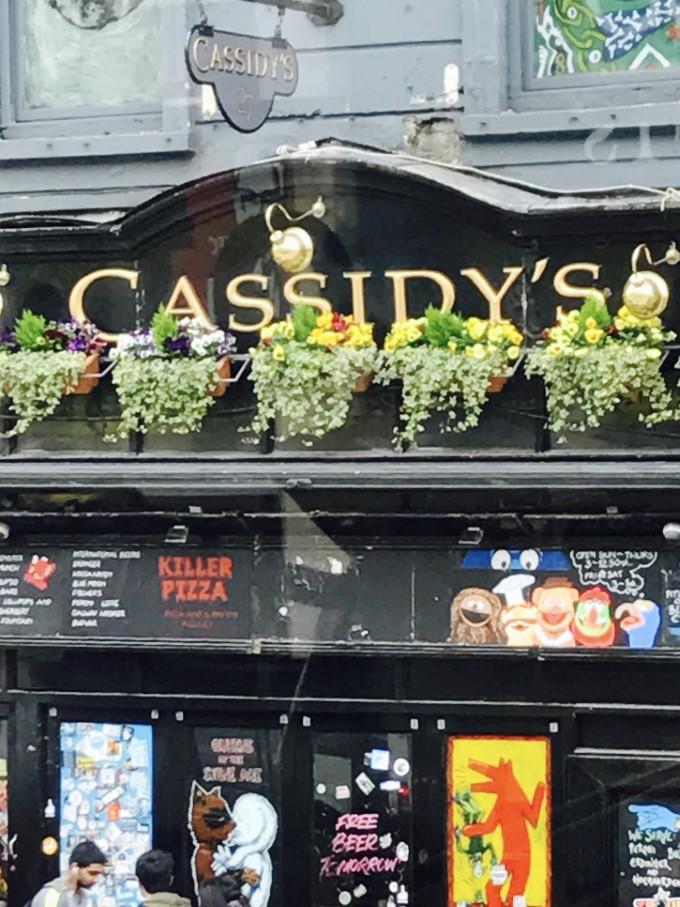 cassidys