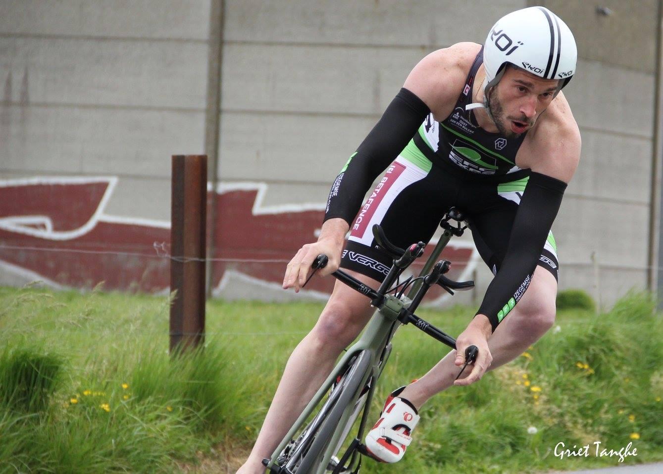 Clubkampioen Kasper Lagae (foto: Griet Tanghe)