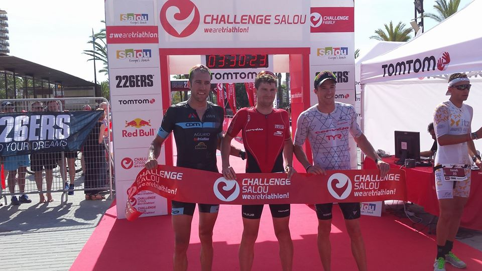 Kenneth VDD Salou 2017 finish