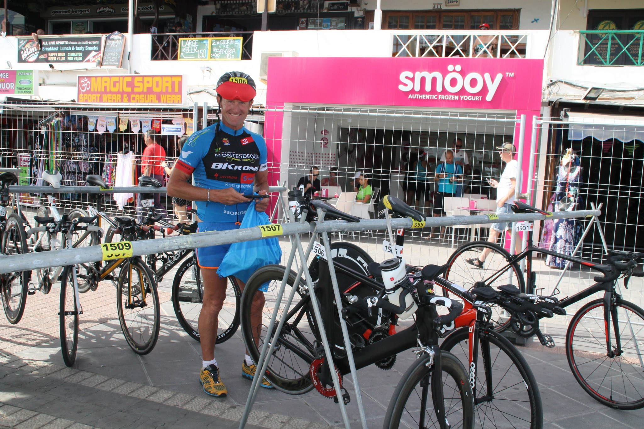 Lanzarote bike check 22