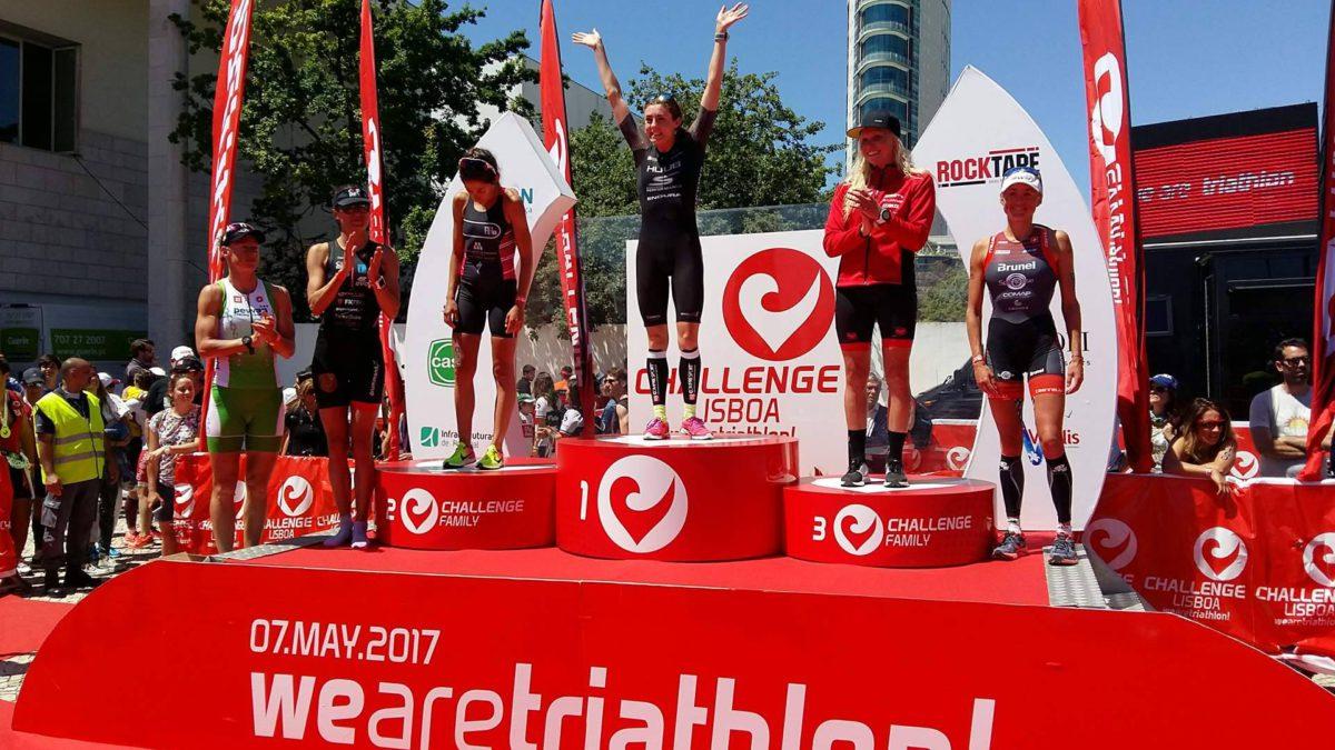 """Sofie Goos: """"Vandaag beseft dat ik nog altijd graag triatlon doe"""""""