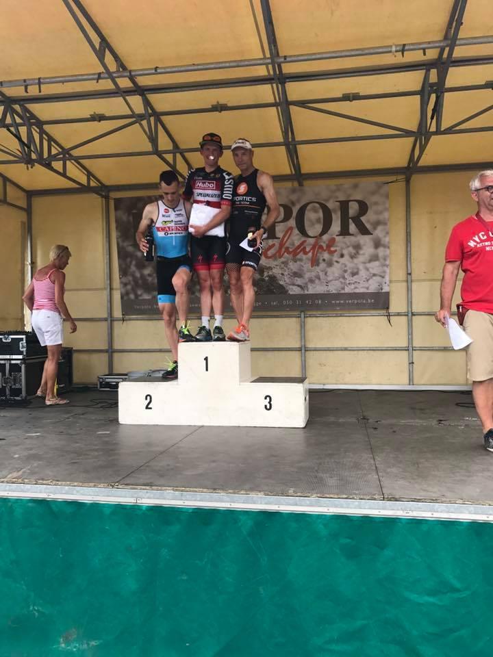 Zwevegem podium Lowie
