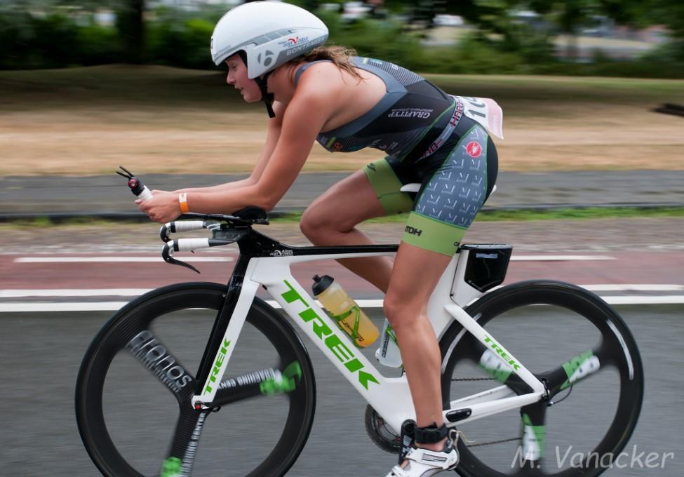 Hanne De Vet Brugge bike