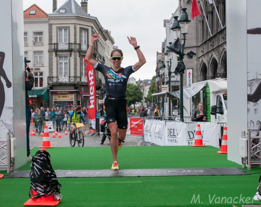 Katrien Verstuyft wint Brugge