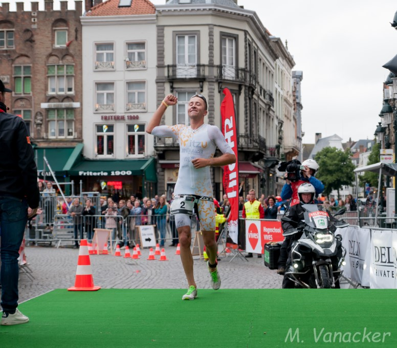 Kenneth Vandendriessche Brugge win