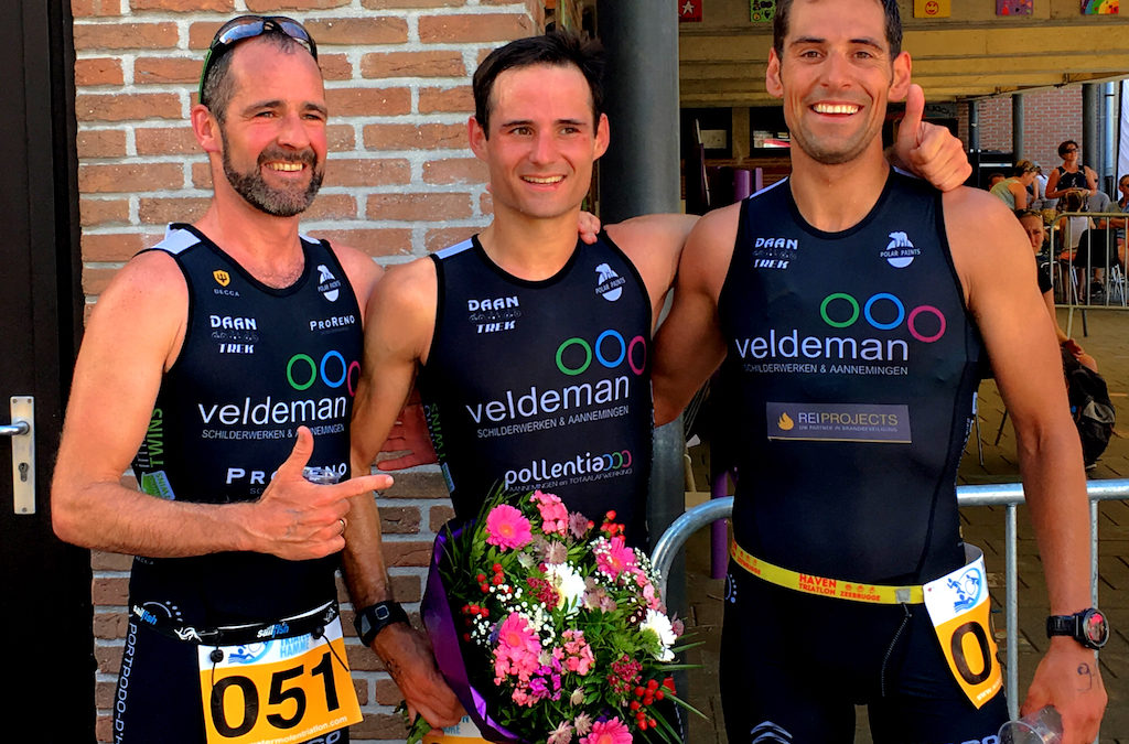 Clean Sweep van de 3MD-mannen in Hamme