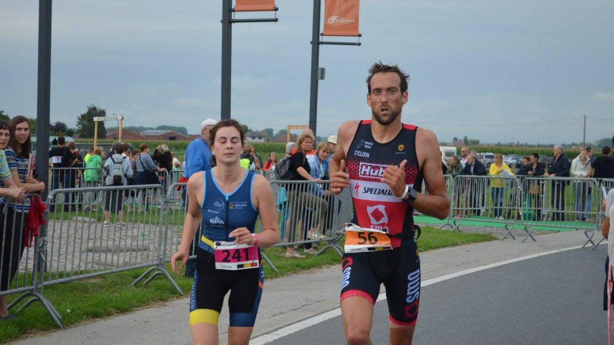 Krug en Coysman ook in sprinttriatlon sterk