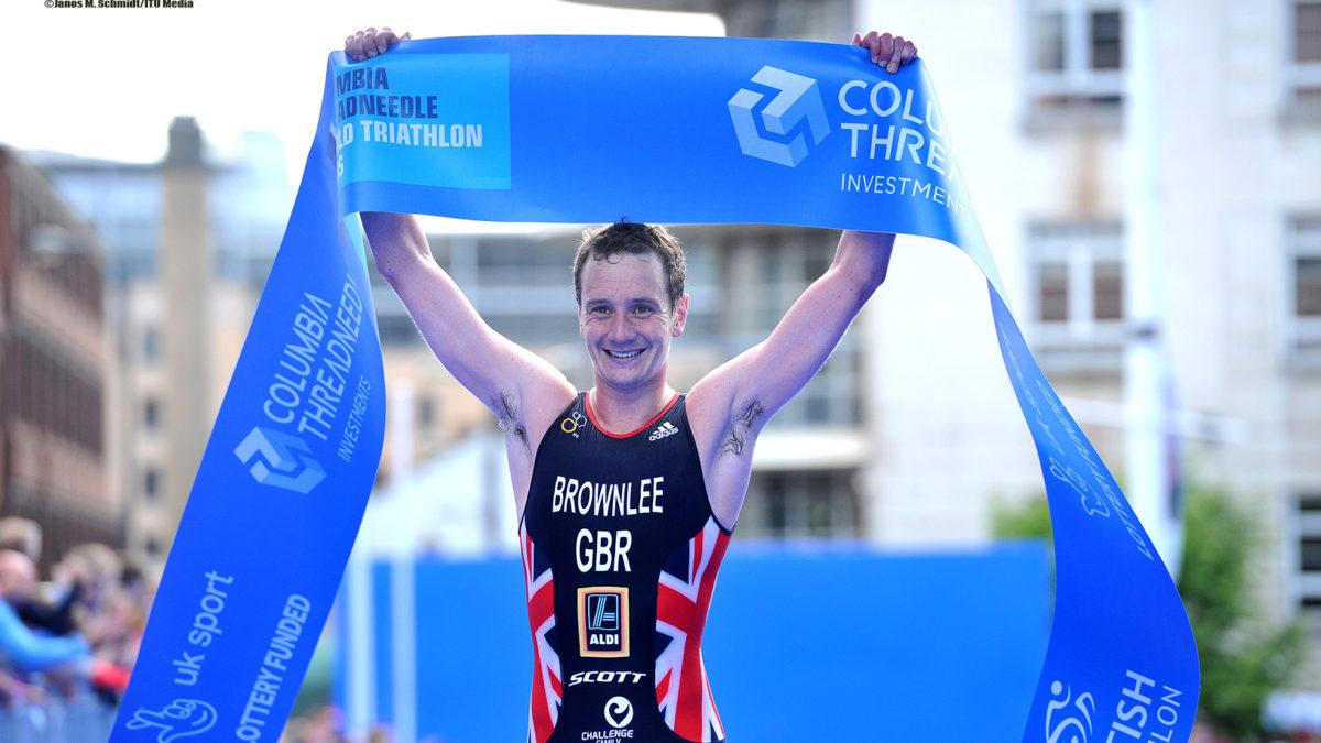 Olympisch kampioen Brownlee komt naar Wuustwezel