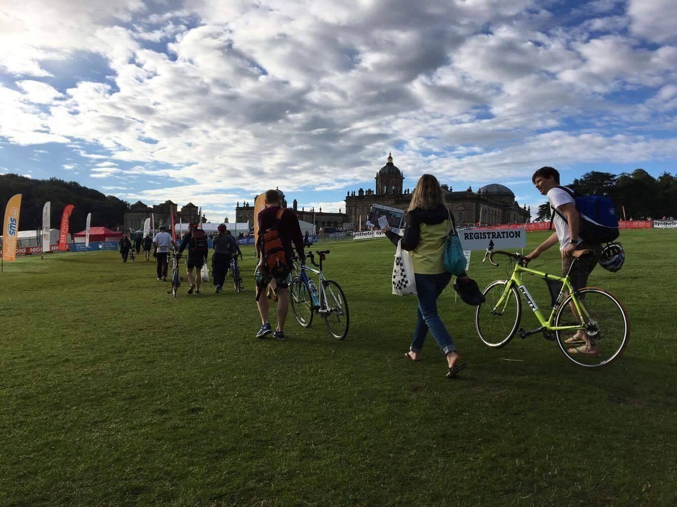Castle Howard Triathlon 2017