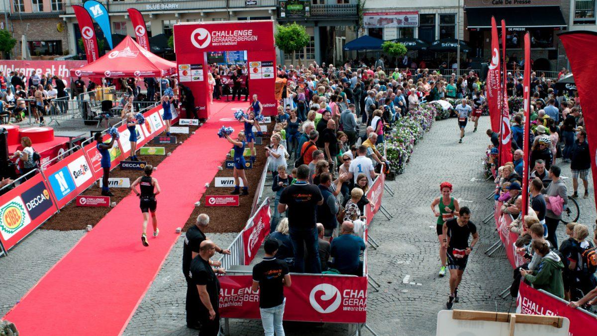 Weer geen Challenge Geraardsbergen in 2021, halve triatlon behoudt internationale label in 2022