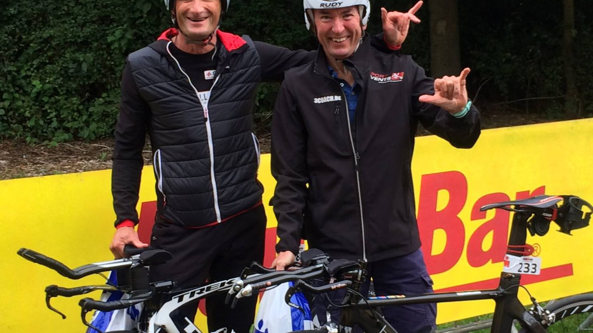 Ironman UK levert 3 slots op, Meuser voor 17de keer