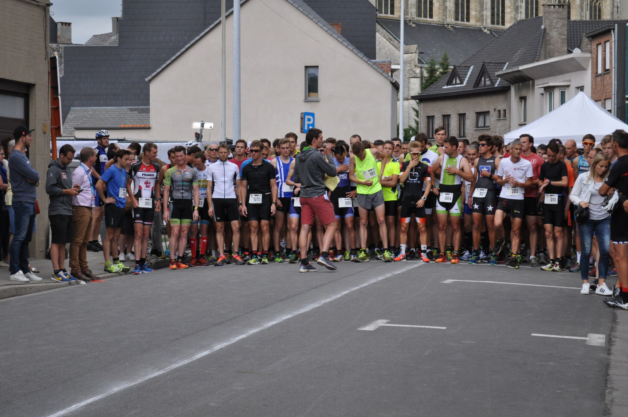 Duatlon Herentals 2017 start
